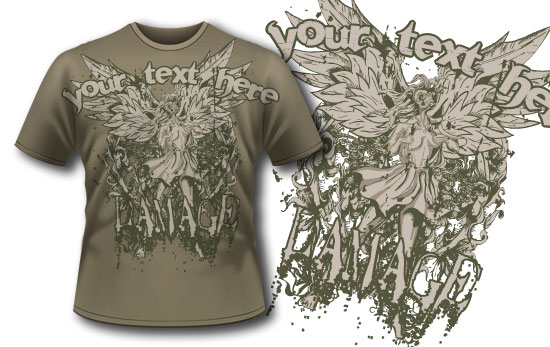 T-shirt design 2 T-shirt designs and templates [tag]