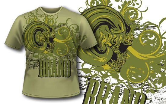 T-shirt design 6 T-shirt Designs and Templates [tag]