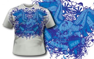 T-shirt design 10 T-shirt Designs and Templates MALA