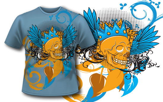 T-shirt design 73 5