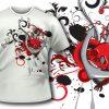 T-shirt design 82 1