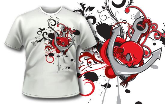 T-shirt design 82 5