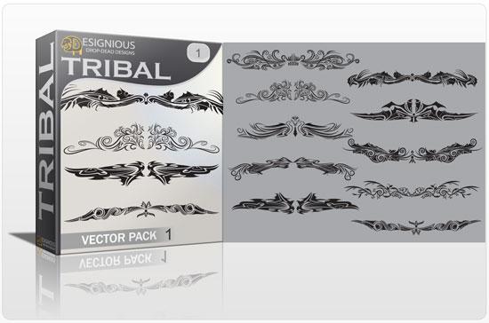 Tribal vector pack 1 1