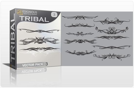Tribal vector pack 3 1