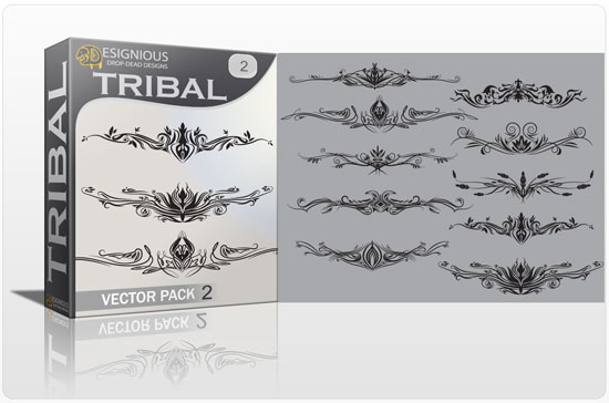 Tribal vector pack 2 1