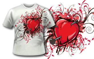 T-shirt design 54 T-shirt Designs and Templates [tag]