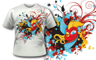 T-shirt design 64 T-shirt Designs and Templates [tag]