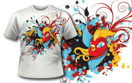 T-shirt design 64 5