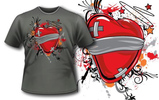 T-shirt design 58 5