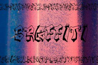 Graffiti 2 font Fonts [tag]