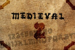 Medieval 2 font Fonts [tag]