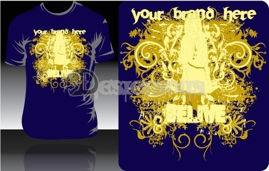 T-shirt design 7 products file 23