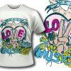 T-shirt design 176 3