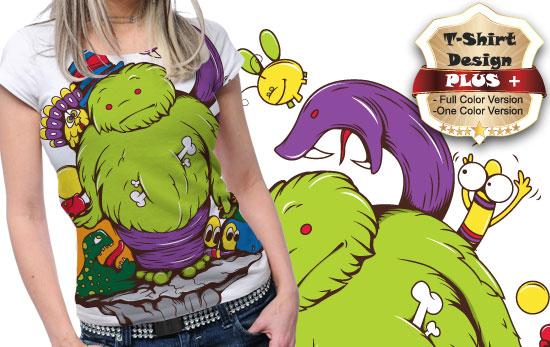 T-shirt design plus 13 products tshirt design plus13