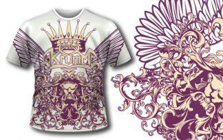 T-shirt design 182 T-shirt designs and templates urban