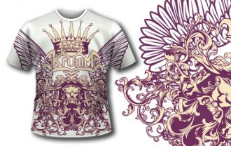 T-shirt design 182 T-shirt Designs and Templates urban