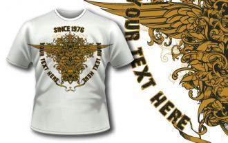 Free T-shirt design 186 Freebies [tag]