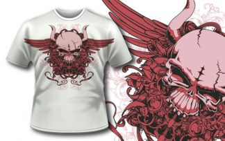 T-shirt design 187 T-shirt designs and templates [tag]