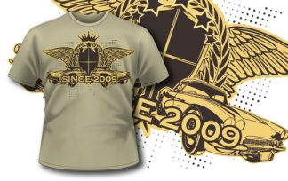 T-shirt design 188 T-shirt designs and templates [tag]