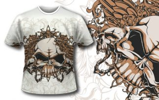 T-shirt design 190 T-shirt designs and templates [tag]