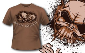 T-shirt design 207 T-shirt designs and templates [tag]