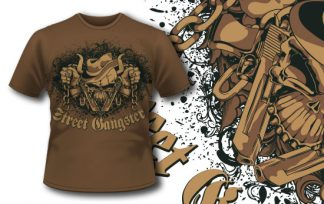 T-shirt design 209 T-shirt designs and templates [tag]