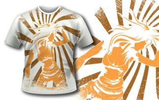 T-shirt design 181 T-shirt designs and templates [tag]