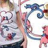 T-shirt designs plus 26 T-shirt Designs and Templates kids