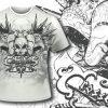 T-shirt designs plus 27 T-shirt Designs and Templates kids