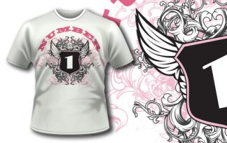 T-shirt design 214 T-shirt designs and templates [tag]