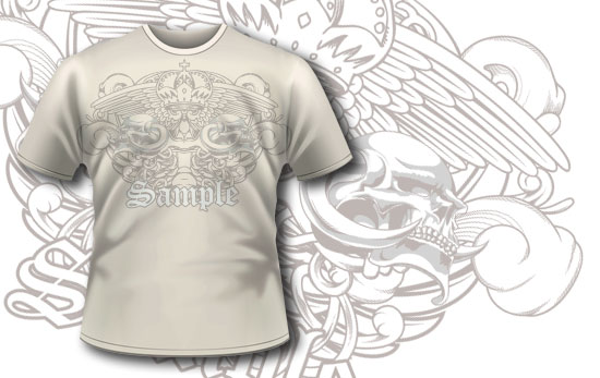 T-shirt design 217 T-shirt Designs and Templates and
