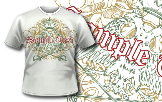 T-shirt design 219 T-shirt Designs and Templates [tag]
