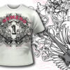 T-shirt design plus 28 T-shirt Designs and Templates [tag]
