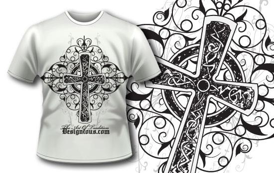 T-shirt design 223 T-shirt Designs and Templates heraldry