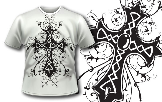T-shirt design 224 T-shirt Designs and Templates heraldry