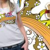 T-shirt design plus 29 T-shirt Designs and Templates [tag]