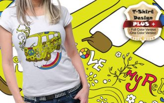 T-shirt design plus 31 T-shirt Designs and Templates [tag]
