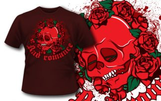 T-shirt design 227 T-shirt designs and templates [tag]