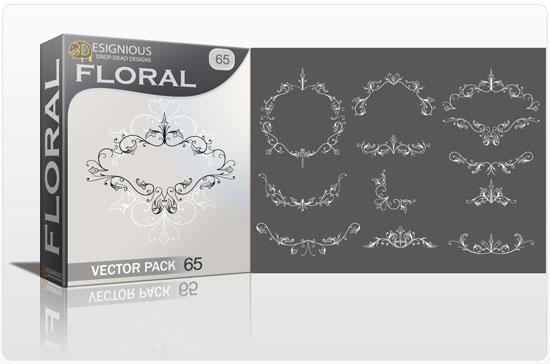 Floral vector pack 65 Floral floral