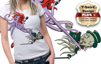 T-shirt design plus 38 T-shirt Designs and Templates [tag]