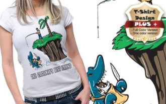 T-shirt design plus 46 T-shirt Designs and Templates [tag]