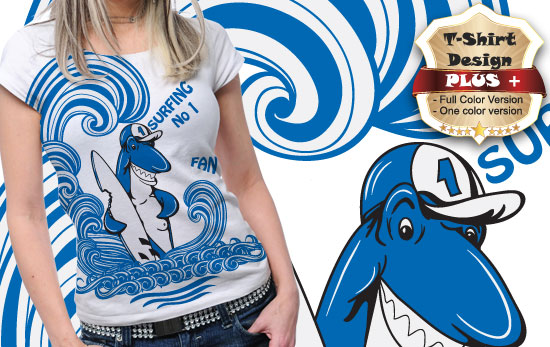 T-shirt design plus 50 T-shirt designs and templates 10