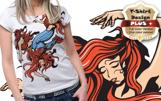 T-shirt design plus 42 T-shirt Designs and Templates [tag]