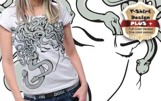 T-shirt design plus 37 products snake  t shirt design plus 37