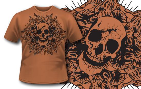 T-shirt design 244 T-shirt Designs and Templates vector