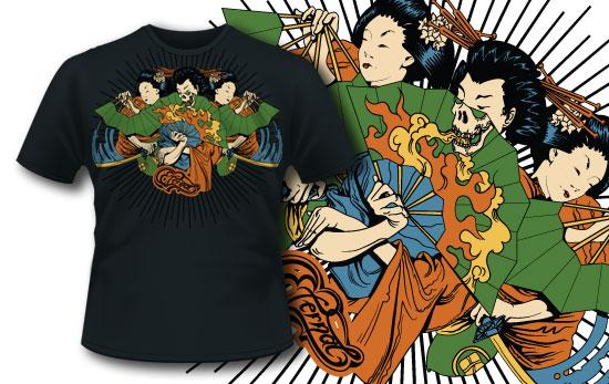 T-shirt design 248 T-shirt Designs and Templates vector