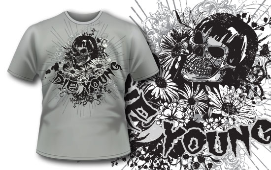T-shirt design 249 T-shirt Designs and Templates vector