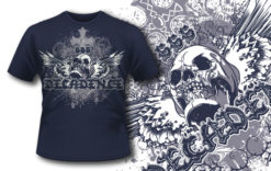 T-shirt design 241 T-shirt designs and templates vintage