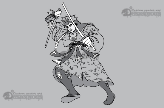Samurai vector pack 1 5