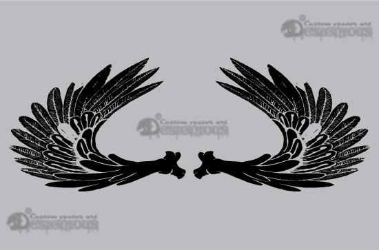 Wings vector pack 1 5